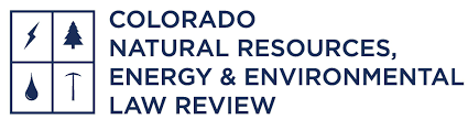 colorado natural resources energy u0026 environmental law review