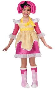 lalaloopsy deluxe crumbs sugar cookie child costume costumes