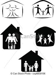 family symbol clip vector search drawings and graphics