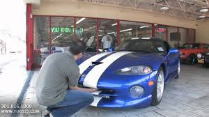 Dodge Viper 1996 - 1996 dodge viper gts for sale with test drive driving sounds and