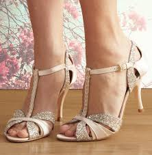 wedding shoes t bar satin and glitter t bar bridal shoes