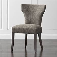 Dining Armchairs Upholstered Dining Room Chairs And Kitchen Chairs Crate And Barrel