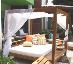 Cabana Ideas by Camastro Bali Con Un Cómodo Colchón Que Deja Deja Un Espacio Del