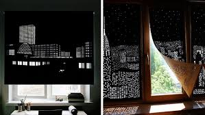 Blackout Curtains Blackout Curtains That Will Give Your Window A Penthouse View So