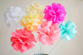 crepe paper flowers to make crepe paper flowers