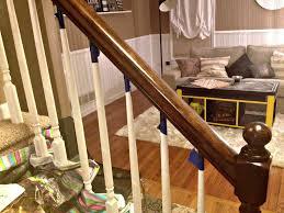 Staining Stair Banister Stain Pinterior Designer