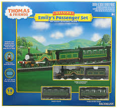 bachmann trains emilyâ s passenger set ready to run ho