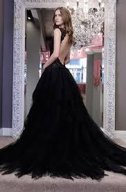 black wedding dresses 50 beautiful black wedding dresses you will page 2 hi