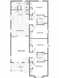 simple four bedroom house plans 4 bedroom house plans modest home design ideas