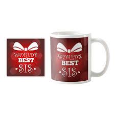 worlds best sis coffee mug giftsmate