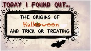 background behind halloween how halloween and trick or treating first started youtube