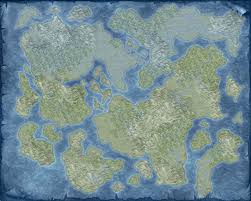 Blank World Map by Blank World Map 1 By Thedasscholar On Deviantart