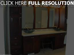 vanity cabinets without tops aqua decor venice 31 5 inch square sink modern bathroom vanity set