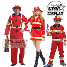 Halloween Costumes Firefighter Cheap Matching Halloween Costumes Aliexpress