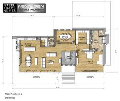 Next Gen Homes Floor Plans Two Story Modern Glass Home Design Next Generation Living Homes