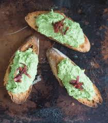 Summer Entertaining Recipes 3 Easy Summer Crostini Recipes Sofabfood Party Foods