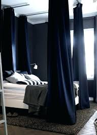 Curtain Beds Curtain Around Bed Hanging Curtains Bed How To Hang Sheer
