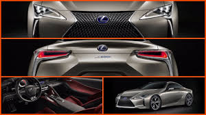 how much is lexus lc 2017 lexus lc 500h specs and launched date lexus will reveal the