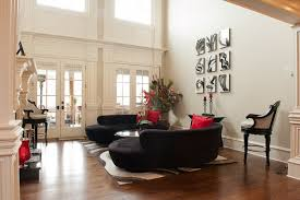 Black Sofa Living Room 20 Attractive Black Sofa Living Room Home Design Lover