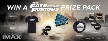 the fate of the furious imax sweepstakes imax