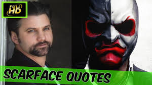 payday 2 scarface quotes payday 2 scarface voice actor