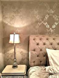 wall stencils for bedrooms wall stencils bedroom butterfly wall stencils for bedrooms aciu club