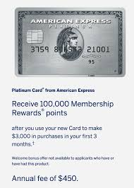 lexus visa points dead amex platinum 100 000 bonus is back doctor of credit