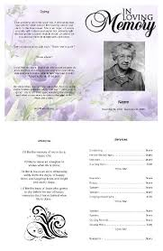 Where To Print Funeral Programs 14 Best Free Funeral Program Images On Pinterest Program