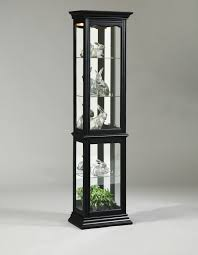 Corner Curio Cabinet Walmart Curio Cabinet Lighting Cherry Curio Cabinet With Light Top Shelf