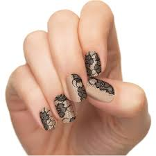 coconut nail art by incoco nail polish strips high style