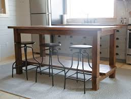 build a kitchen island with seating farmhouse kitchen island yahoo image search results farm tables