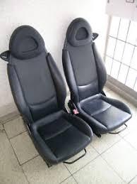 siege smart roadster 2 smart fortwo 450 mc01 cabriolet coupé brabus cuir sièges sièges