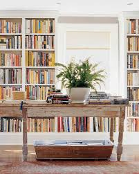 Beautiful Bookcases by Real Page Turners Our Favorite Bookshelf Organizing Ideas