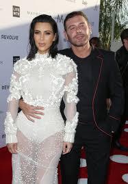 kardashian at daily front row u0027s fashion los angeles awards 2017