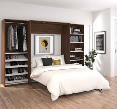 Queen Murphy Bed Kit With Desk Bedroom Furniture Sets Wardrobe Cabinet Modern Chandelier Full