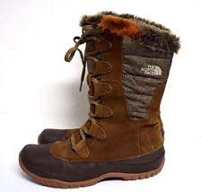 womens moon boots size 9 womens boots ebay