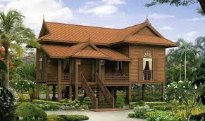 Khmer House Design