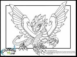 surprising skylanders tree rex coloring pages with skylander