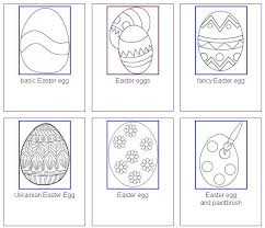 Easter Egg Decorating Ppt by Free Printable Pdf Ppt Easter Egg Template Download