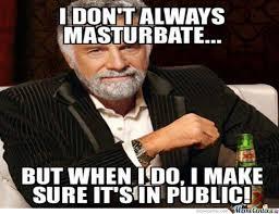 Wanking Memes - public wanking by ehcementpillow meme center
