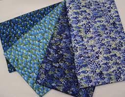 Bluebonnet Flowers - moda quilting fabric texas bluebonnets 4 yd set moda quilt