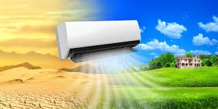 comfortable life air conditioner comfortable life stock image image of family