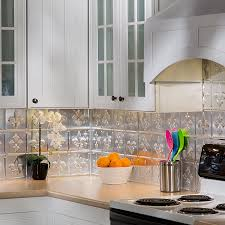 aluminum kitchen backsplash fasade backsplash gallery