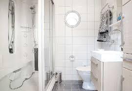 design of bathroom in white shoise com