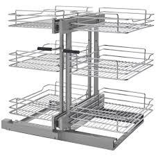what is a blind corner kitchen cabinet rev a shelf 5psp3 15sc cr