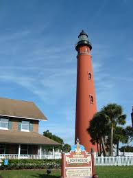 Florida how to travel light images Ponce inlet florida end of the road town with an historic lighthouse jpg