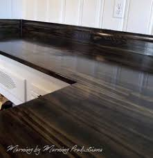 Diy Kitchen Countertops How To Make A Diy Wood Countertop Diy Wood Farmhouse Style And