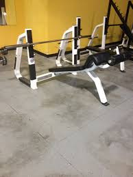 Olympic Bench Press Equipment Midwest Used Fitness Equipment Precor Icarian Olympic Decline