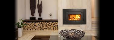 wood fireplace binhminh decoration