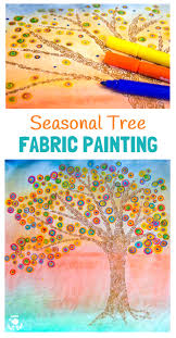fabric painting art project for kids